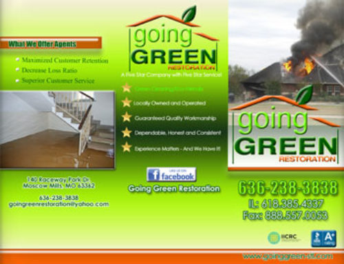 Going Green Restorations